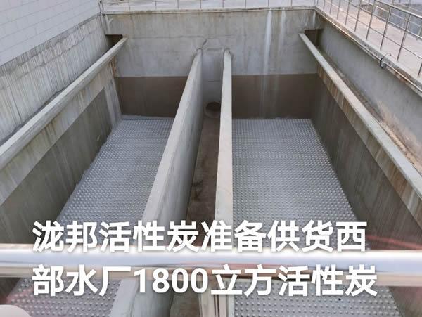 供货:西部水厂-施工现场03